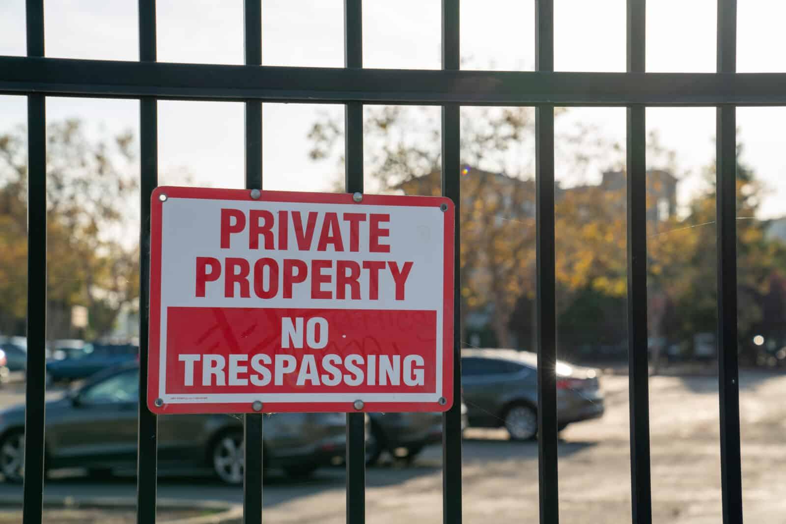 Charleston Trespassing Lawyer